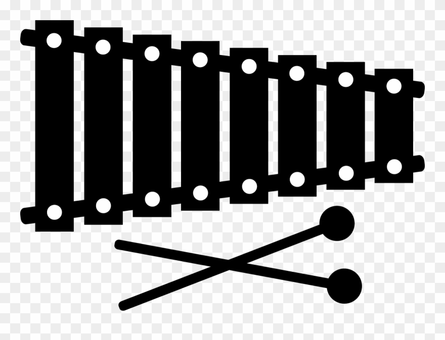 Instruments clip art various. Xylophone clipart musical instrument