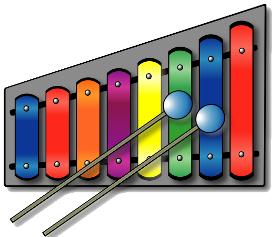Png transparent images all. Xylophone clipart name