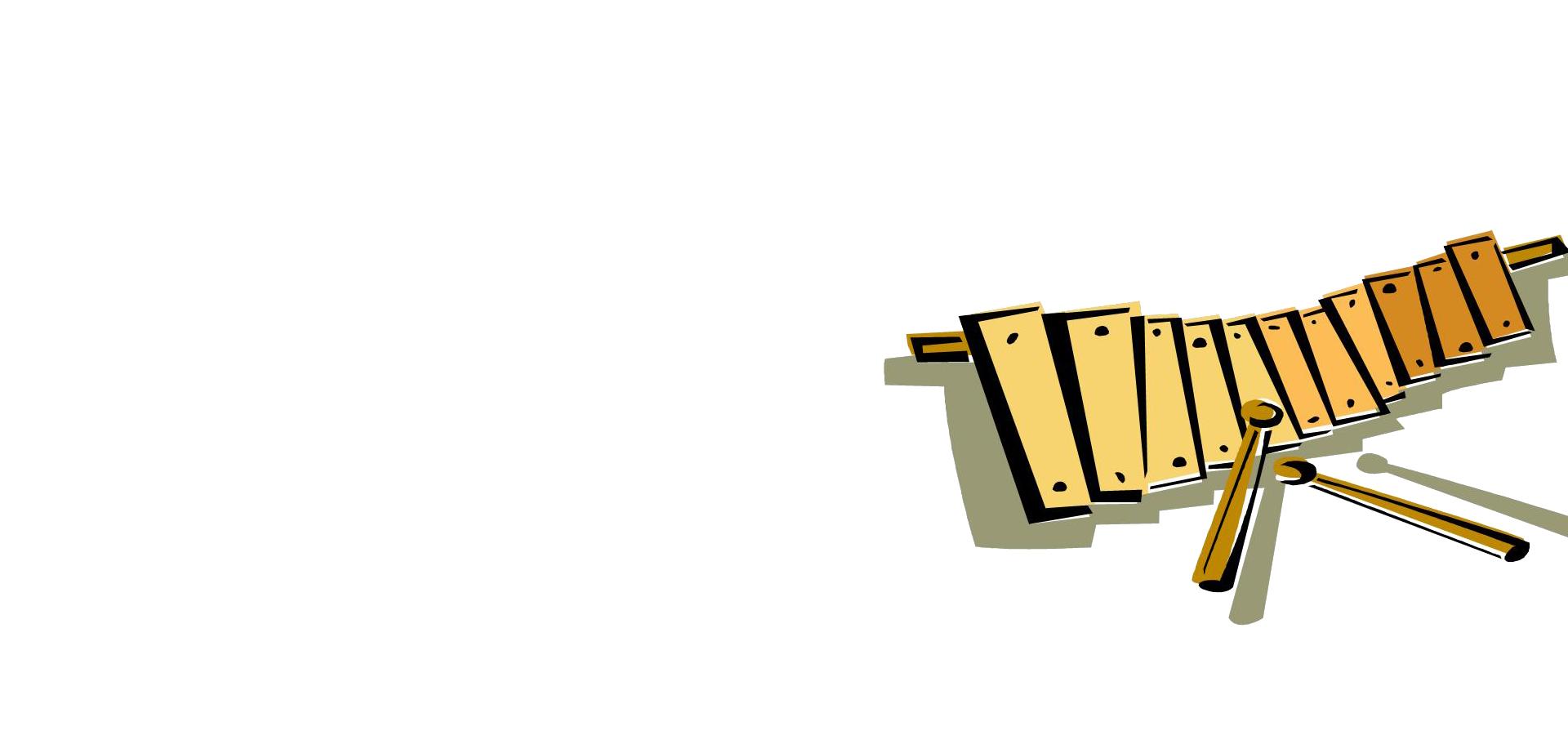 Xylophone clipart orff. Clip art vector design
