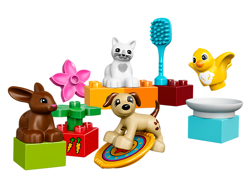 Lego duplo family pets. Xylophone clipart plan toy
