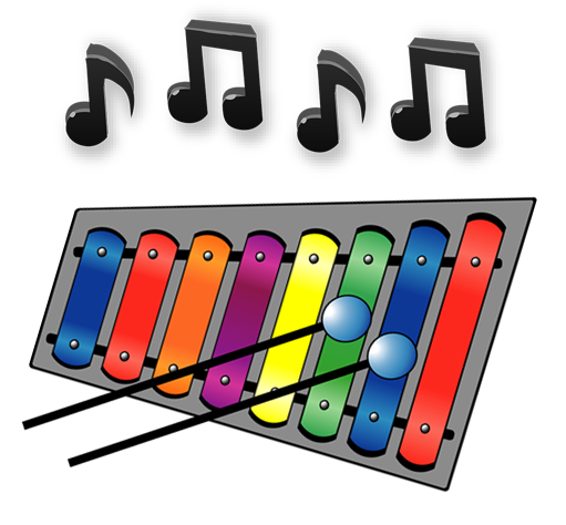 Xylophone clipart sounds. Project sound source computer