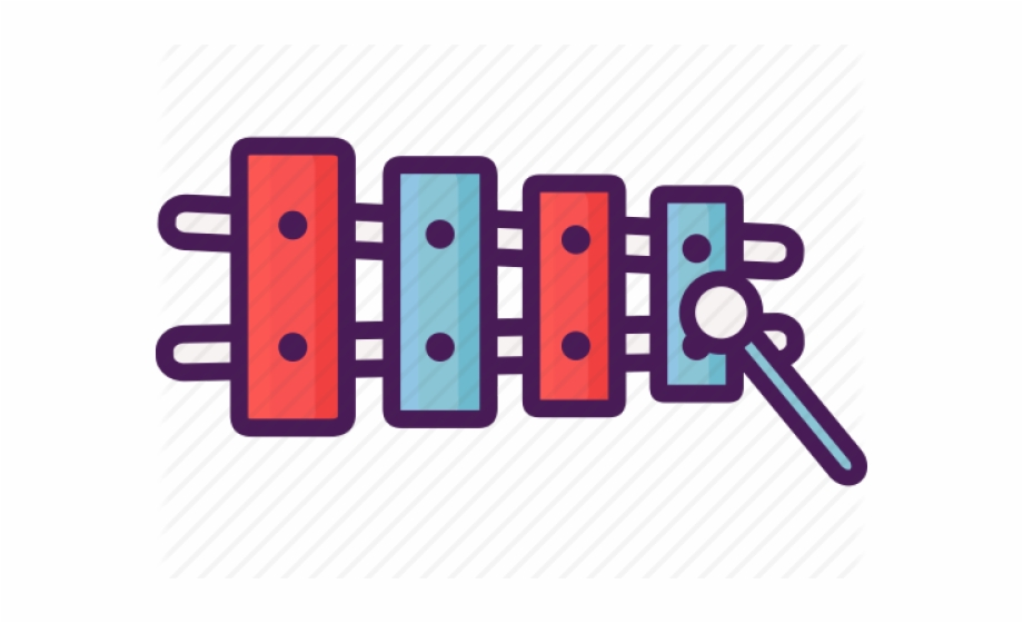 Illustration free png images. Xylophone clipart tool
