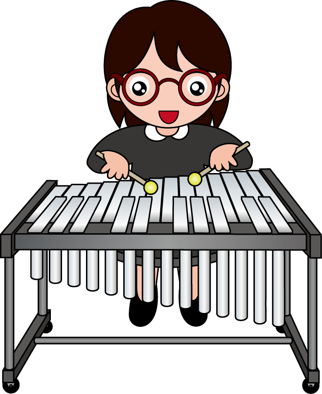 no. Xylophone clipart vibraphone