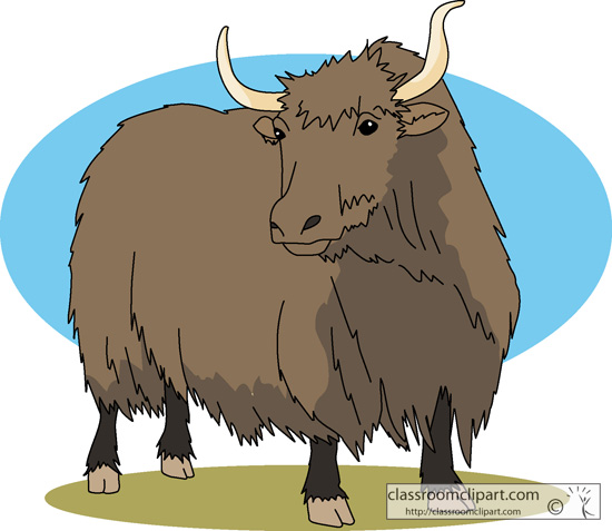 Yak clipart. From panda free images