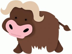 Cliparts free download best. Yak clipart baby