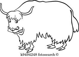 Yak clipart clip art. Collection of free download