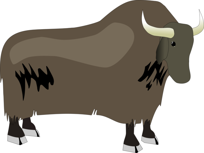 Yak clipart kid. Bclipart free images xeeqp