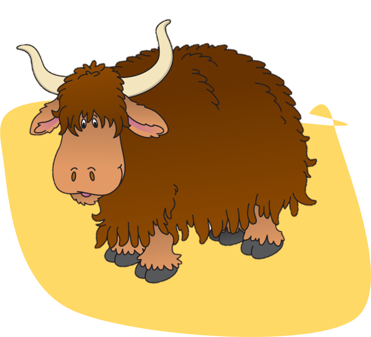 huge freebie download. Yak clipart trainer