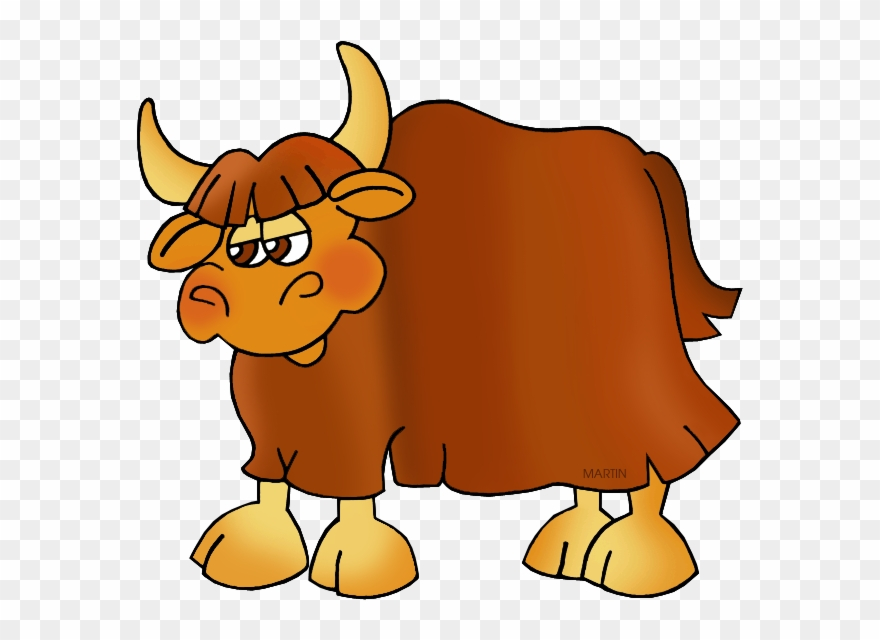 Info background png . Yak clipart transparent