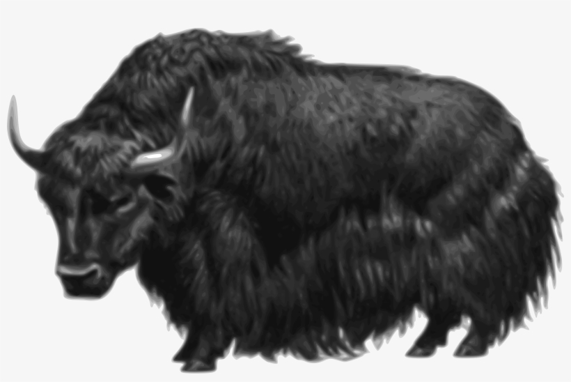 Yak clipart yellow. Png image transparent free