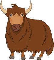 yak clipart