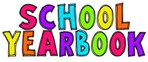 Yearbook clipart. Vista school order your