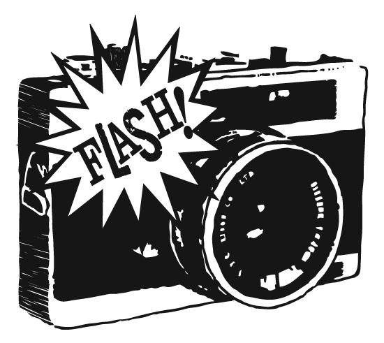 Free image clip art. Yearbook clipart camera flash