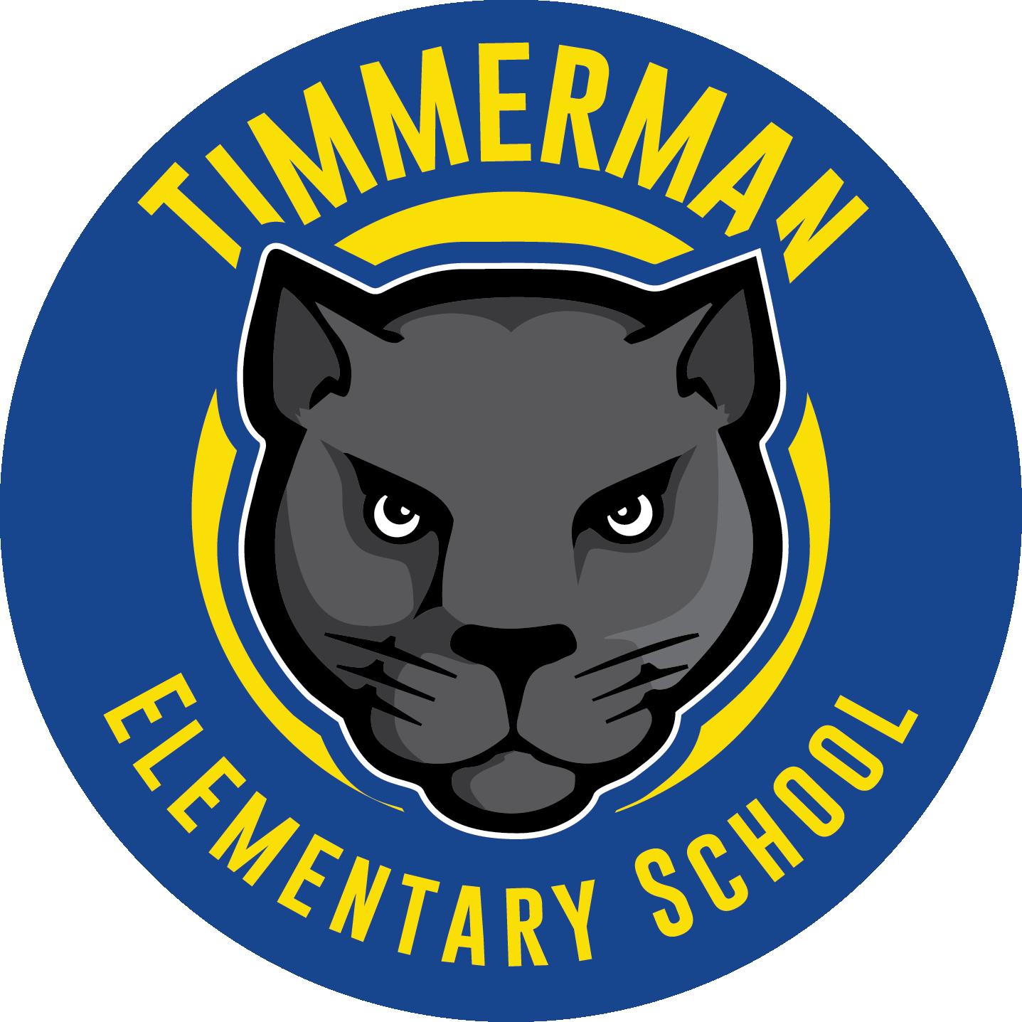 Timmerman elementary school homepage. Yearbook clipart camera logo