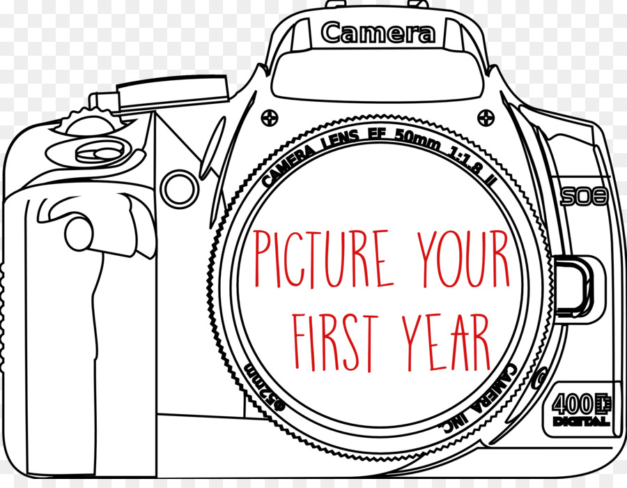 Book black and white. Yearbook clipart camera photo shoot