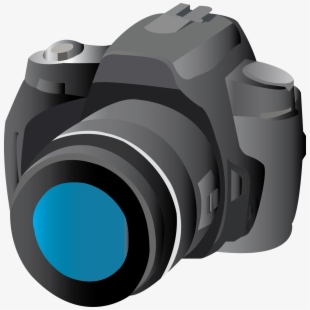 Yearbook clipart canon camera. Free dslr cliparts silhouettes