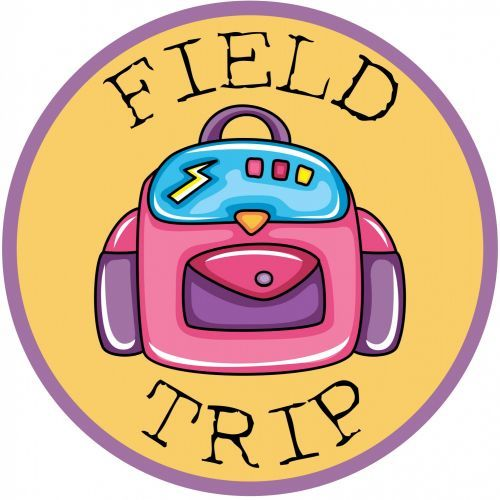 Field trip event ideas. Yearbook clipart cute