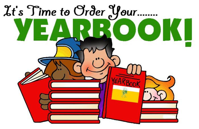 News post buy your. Yearbook clipart flyer