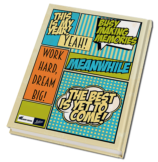 Yearbook clipart making memory. Dynamic cover