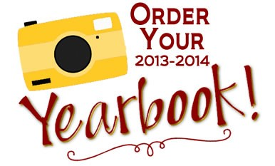 Yearbook clipart order.