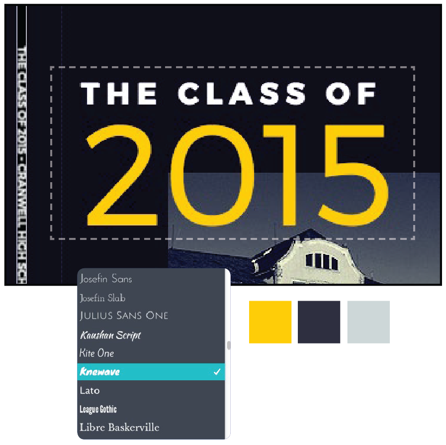 Yearbook clipart yearbook cover. Create a in minutes