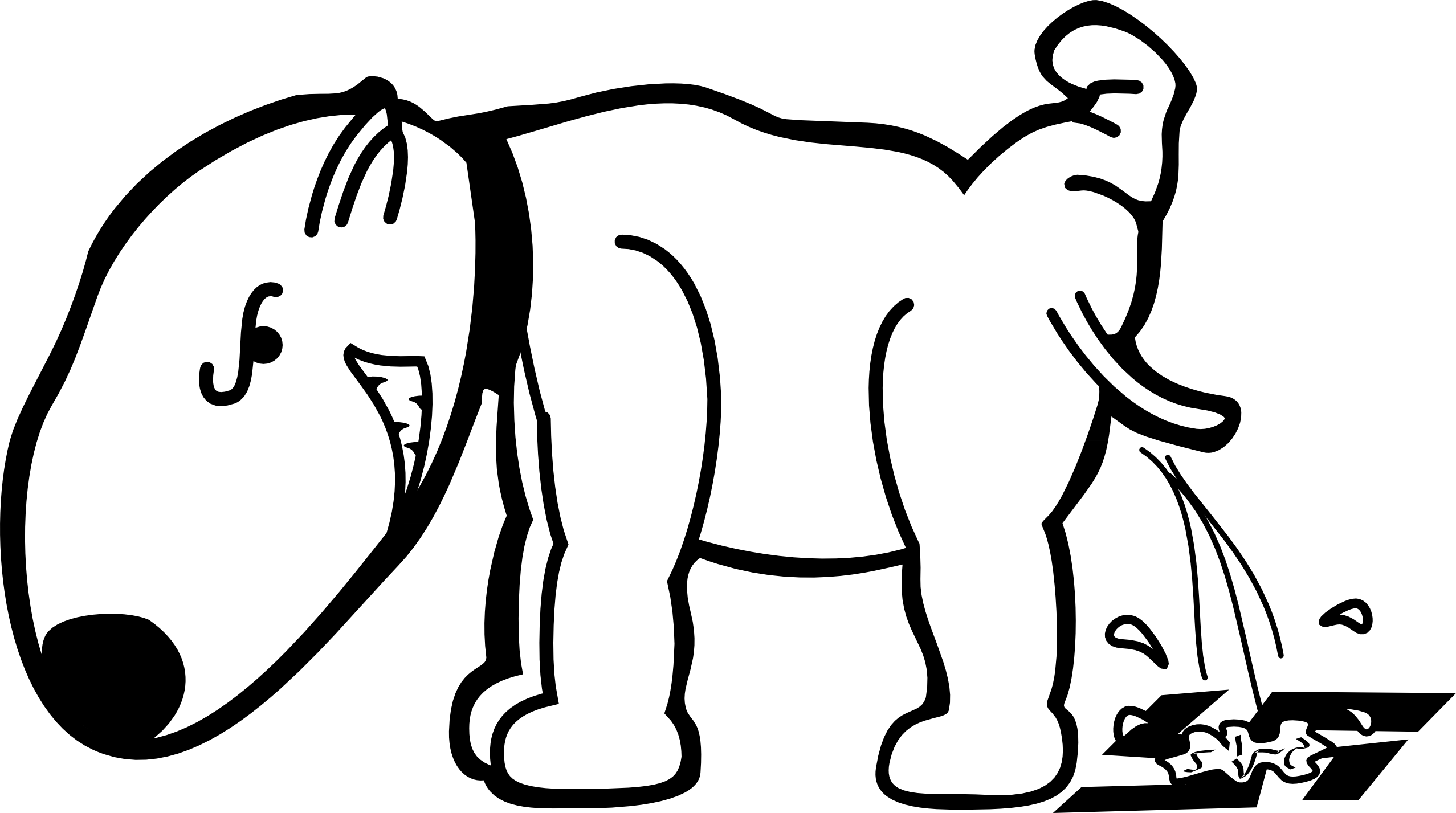 No bullying kid. Yelling clipart black and white
