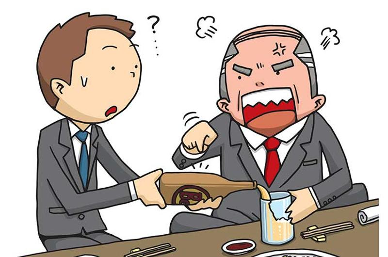 lessons restaurateurs learned. Yelling clipart boss staff