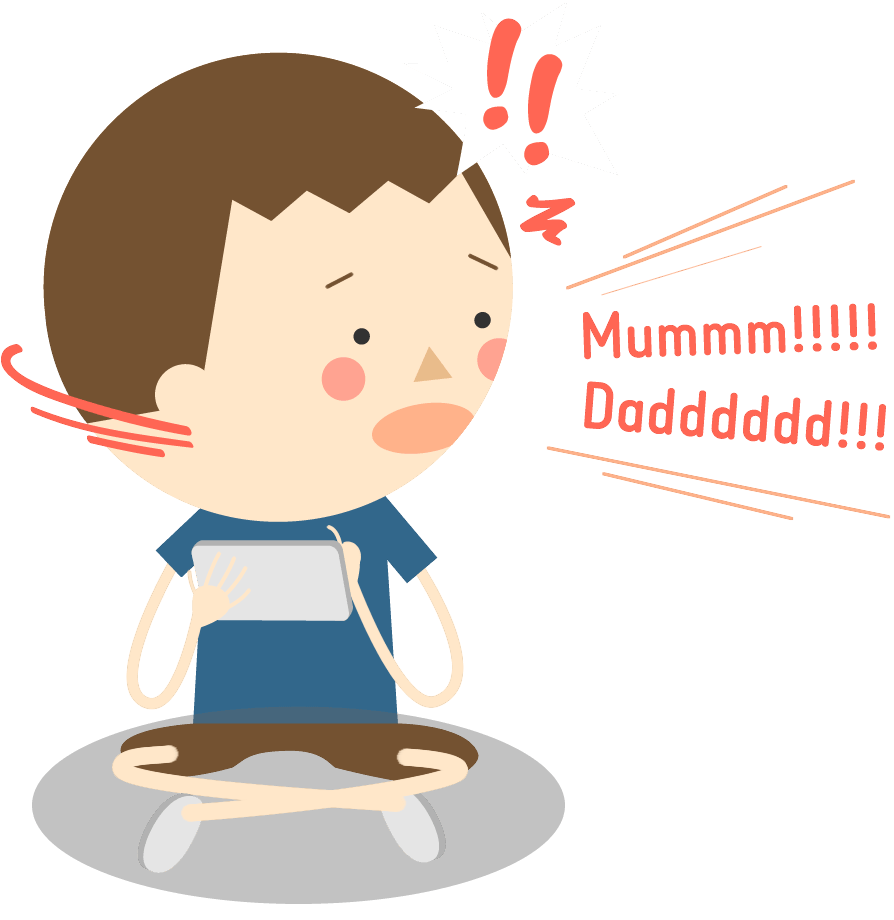 Yelling clipart boy shout. Under s phonebrain tommy