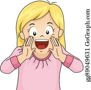 Clip art royalty free. Yelling clipart boy shout