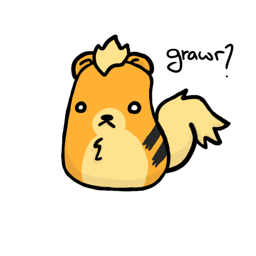 Growlithe by clandestinelament on. Yelling clipart clamor