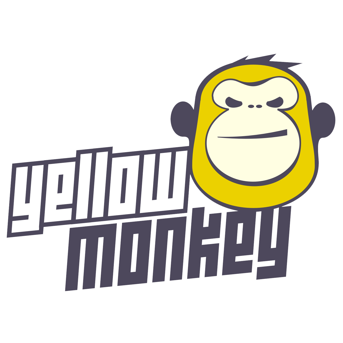 Gamefounders yellow monkey studios. Yelling clipart come one come all