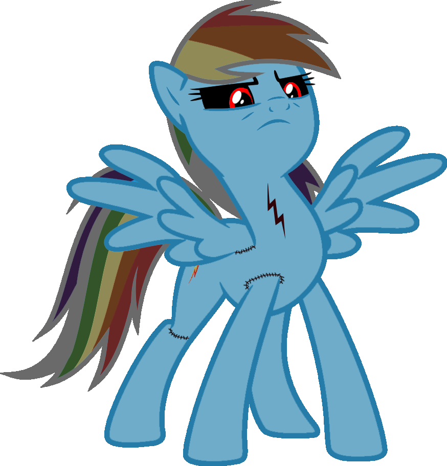 Rainbow dash exe oh. Yelling clipart disloyalty