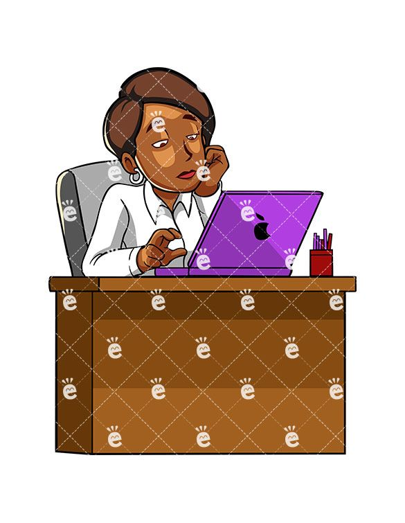Pin on black businesswoman. Yelling clipart employment law