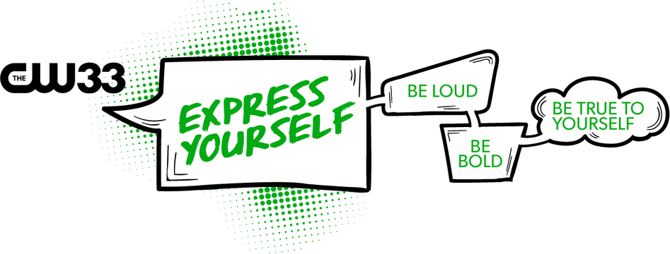 Yelling clipart express yourself.  huge freebie download