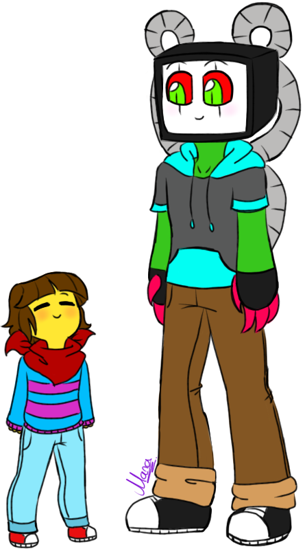 Yelling clipart loud boy. The smol and tol