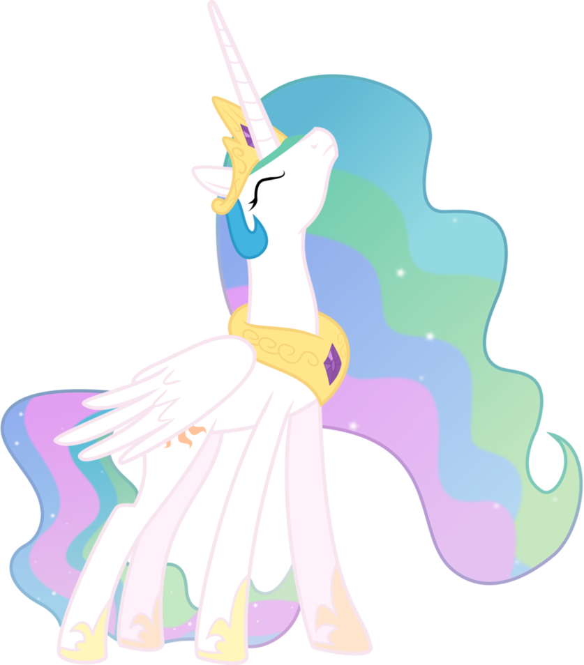 Celestia by theshadowstone on. Yelling clipart mad friend