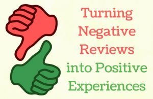 Turning reviews into positive. Yelling clipart negative feedback