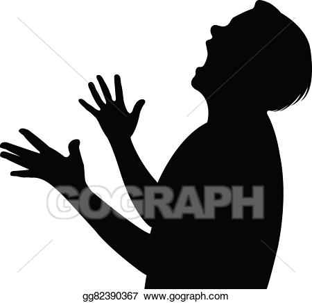 Eps illustration angry young. Yelling clipart rudeness