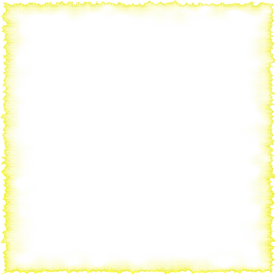 Transparent wave background esme. Yellow border png