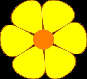 Yellow clipart. Clip art at clker