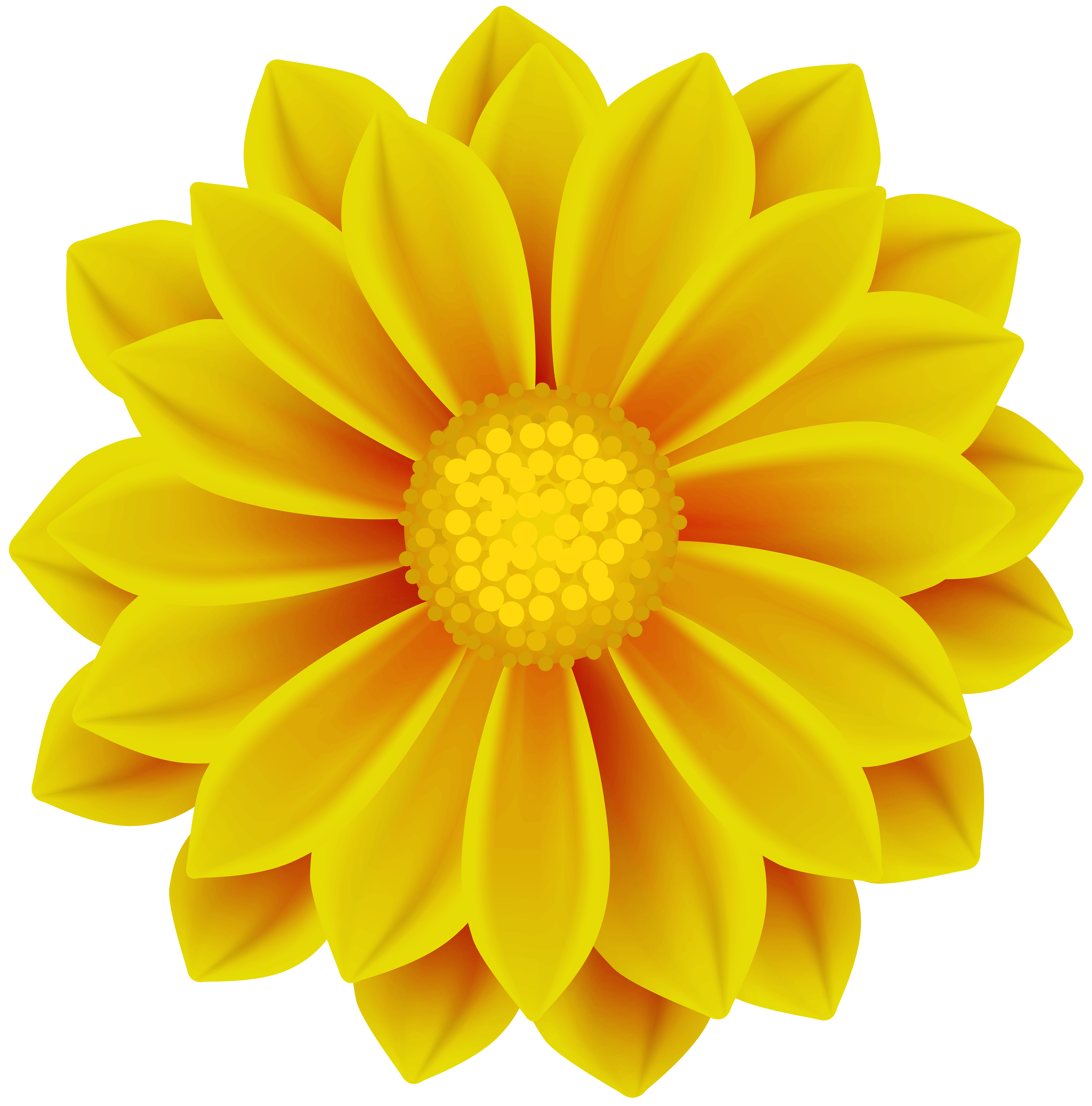 Clip art gallery yopriceville. Yellow flower png