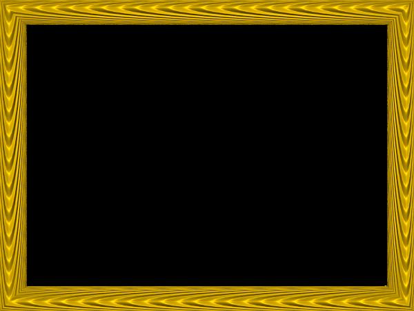 Yellow frame png. Border transparent mart