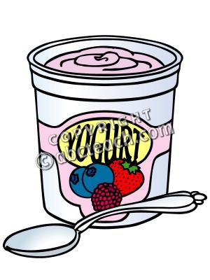 Yogurt clipart. Panda free images yogurtclipart