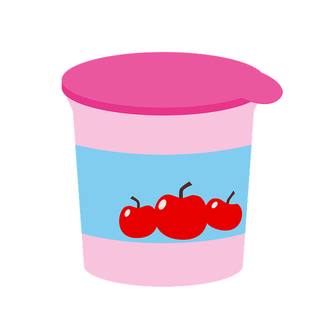 Yogurt clipart food packaging.  advantages of film