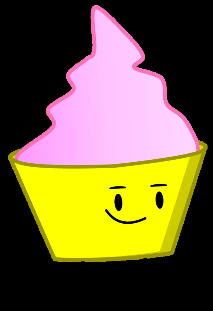 Meet my ocs by. Yogurt clipart frozen yogurt