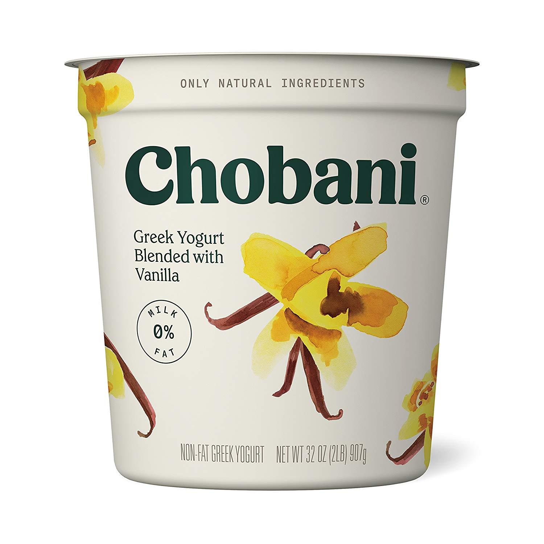 Yogurt clipart plain yogurt. Chobani non fat greek
