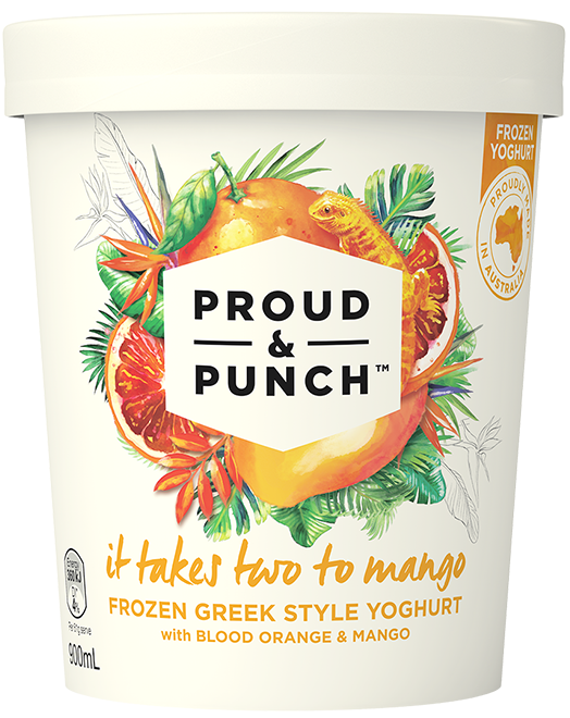 Yogurt clipart plastic food container. Proud punch it takes