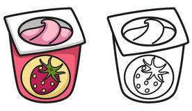 clipartlook. Yogurt clipart yogurt container