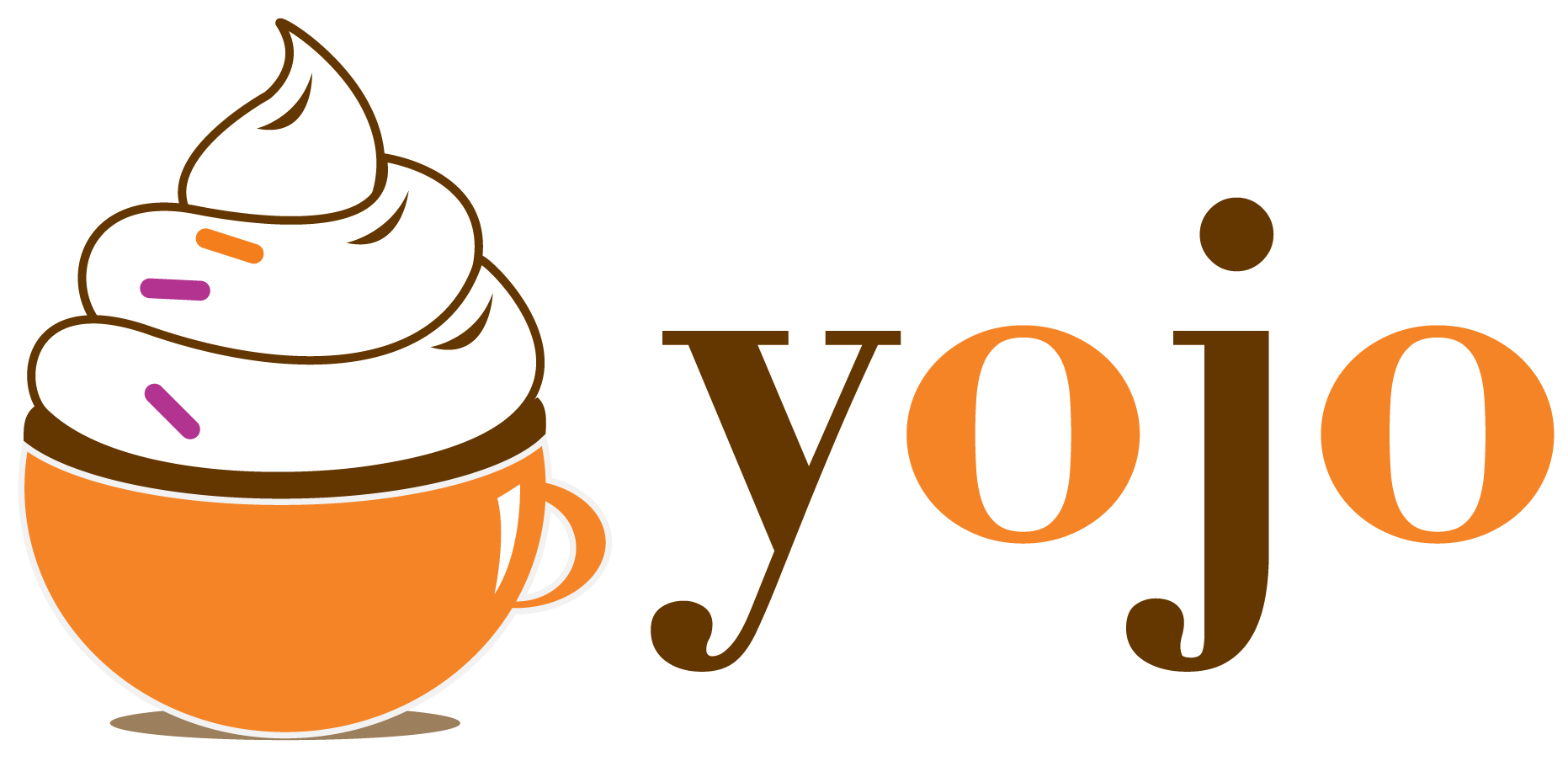 Yogurt clipart yogurt drink. Yojo coffee frozen