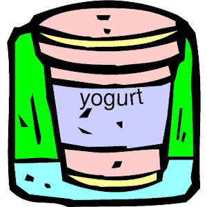 Cliparts of free download. Yogurt clipart youghurt